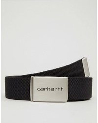 Carhartt WIP Clip Belt In Black