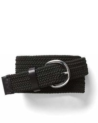 Gap Elastic Braided Belt