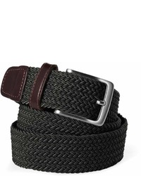 Lands' End Landsend Elastic Braid Belt