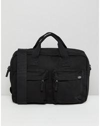Dickies Valley Springs Messenger Bag In Black