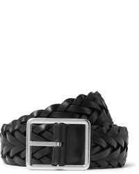 Paul Smith 3cm Reversible Woven Leather Belt
