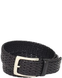 Florsheim Hand Woven Genuine Leather Belt