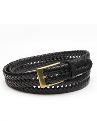 Dockers V Weave Braided Belt Big Tall