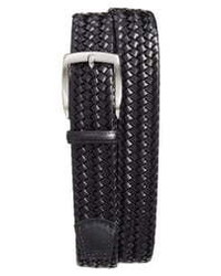 Torino Woven Leather Belt