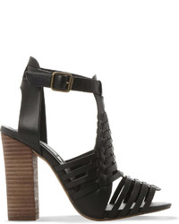 Sandrina leather heeled sandals medium 5387731
