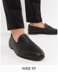 Kg Kurt Geiger Kg By Kurt Geiger Wide Fit Woven Loafers