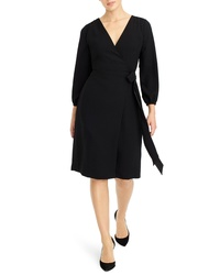 J.Crew 365 Crepe Wrap Dress