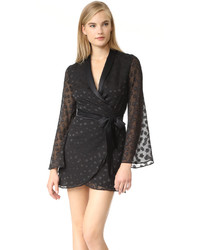 Bec & Bridge Celestial Wrap Dress