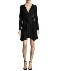 Yumi Kim Classic Wrap Above The Knee Dress