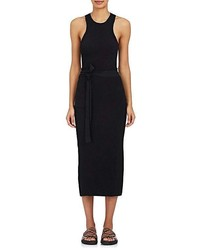 Helmut Lang Cutout Wrap Dress