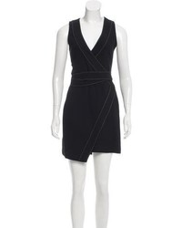 Hanley Mellon Mini Wrap Dress W Tags