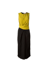 Christopher Kane Long Wrap Dress