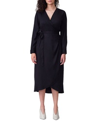 Universal Standard Rivers Wrap Dress