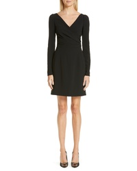 Dolce & Gabbana Surplice Dress