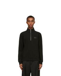 Valentino Black Rome Vltn Pullover Sweatshirt
