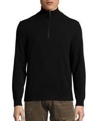 Polo Ralph Lauren Cashmere Half Zip Pullover Sweater