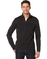 a2794b7d07 Men s Zip Neck Sweaters by Perry Ellis
