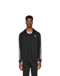 adidas Originals Black Franz Beckenbauer Track Jacket