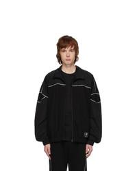 McQ Alexander McQueen Black Logan Jacket