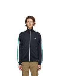 Diesel Black S Kraim Zip Up Track Jacket