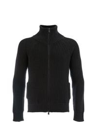 Roberto Collina Ribbed Knit Jacket