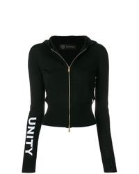 Versace Unity Zipped Cardigan