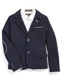 Blazer azul marino de Armani Junior