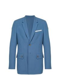Blazer Azul de Calvin Klein 205W39nyc