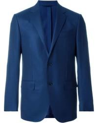 Blazer Azul de Ermenegildo Zegna