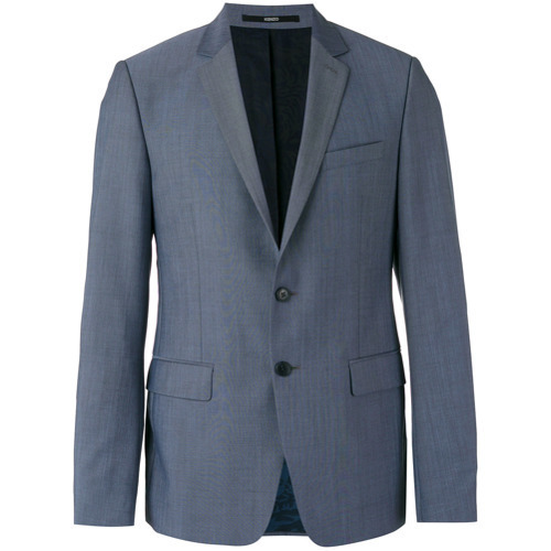 Blazer azul de Kenzo