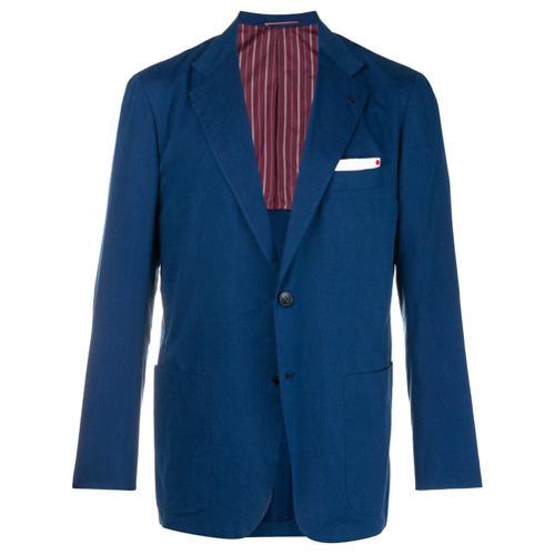 Blazer Azul de Kiton