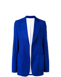 Blazer azul de Victoria Beckham