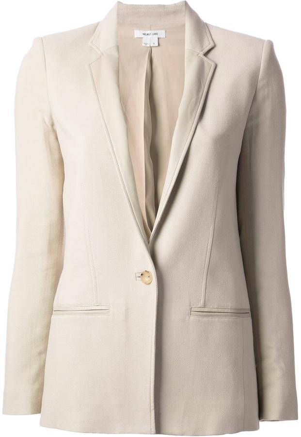 blazer wit lang