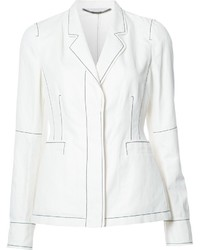 Blazer Blanco de Stella McCartney