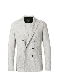 Blazer cruzado gris de T Jacket