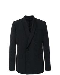 Blazer cruzado negro de Givenchy