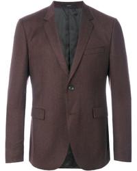 Blazer de lana marrón de Paul Smith
