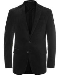 Blazer de pana negro de Polo Ralph Lauren