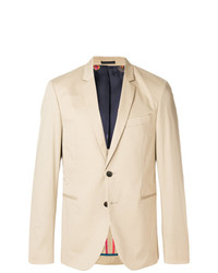 Blazer en beige de Ps By Paul Smith