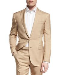 Blazer marrón claro de Ralph Lauren