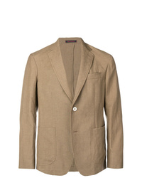 Blazer marrón claro de The Gigi