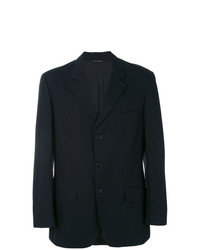 Blazer negro de Moschino Vintage