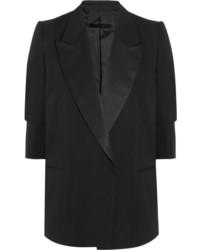 Blazer negro de Victoria Beckham