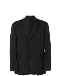 Blazer negro de Yohji Yamamoto