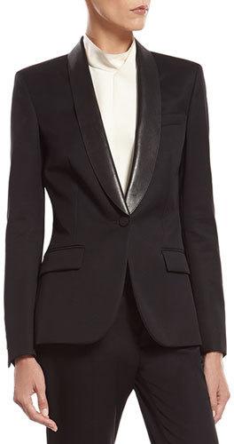Blazer noir Gucci