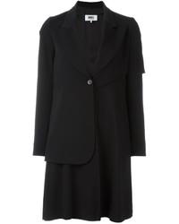 Blazer noir MM6 MAISON MARGIELA