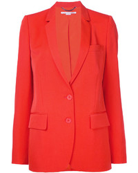 Blazer rojo de Stella McCartney