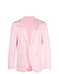 Blazer rosado de DSQUARED2