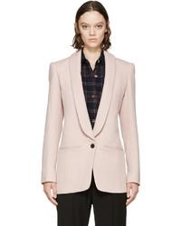Blazer rosado de Isabel Marant