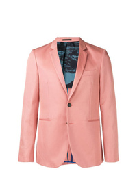 Blazer rosado de Ps By Paul Smith